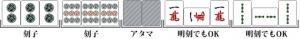 対々和(トイトイホー)