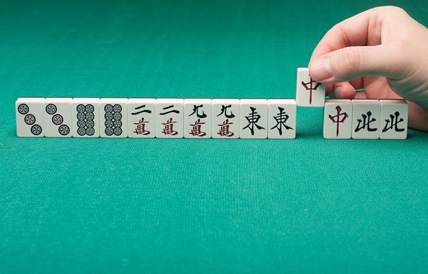 麻雀でロンする方法