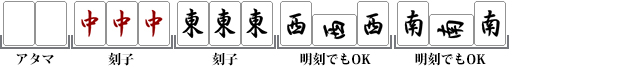 字一色(ツウイーソウ)