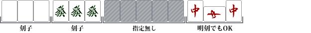 大三元(ダイサンゲン)