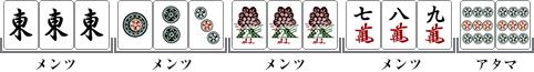 面子(メンツ)