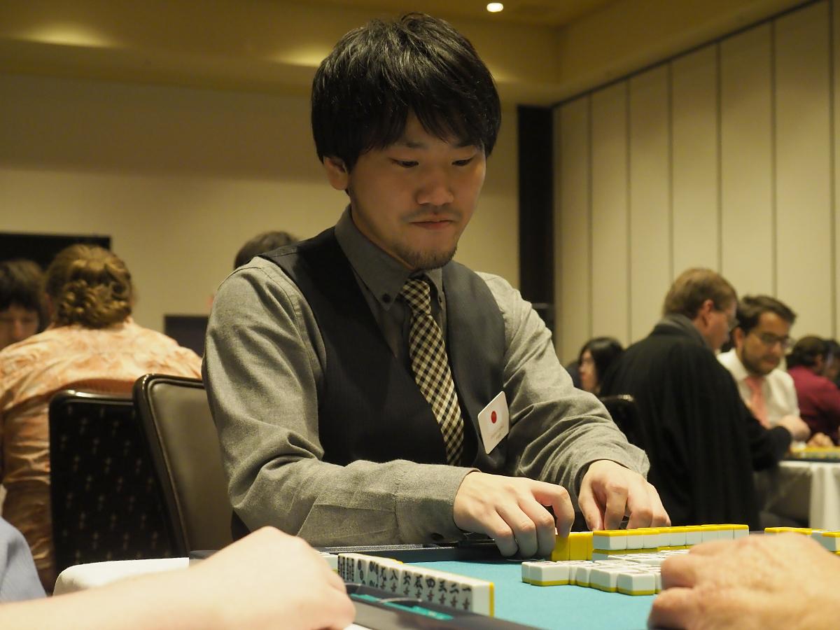 吉野 敦志(よしの あつし) (ATSUSHI YOSHINO) (日本プロ麻雀連盟)