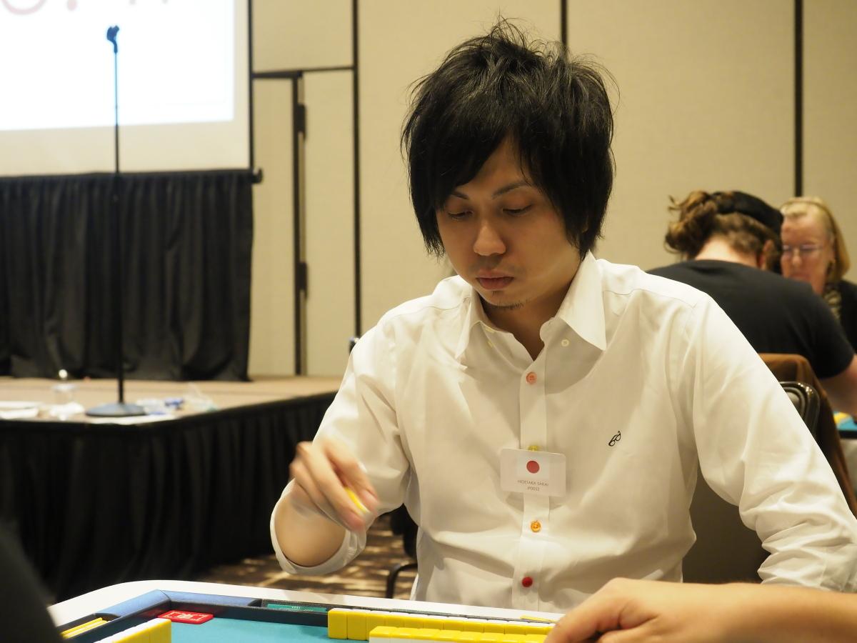 坂井 秀隆(さかい ひでたか) (HIDETAKA SAKAI) (最高位戦日本プロ麻雀協会)