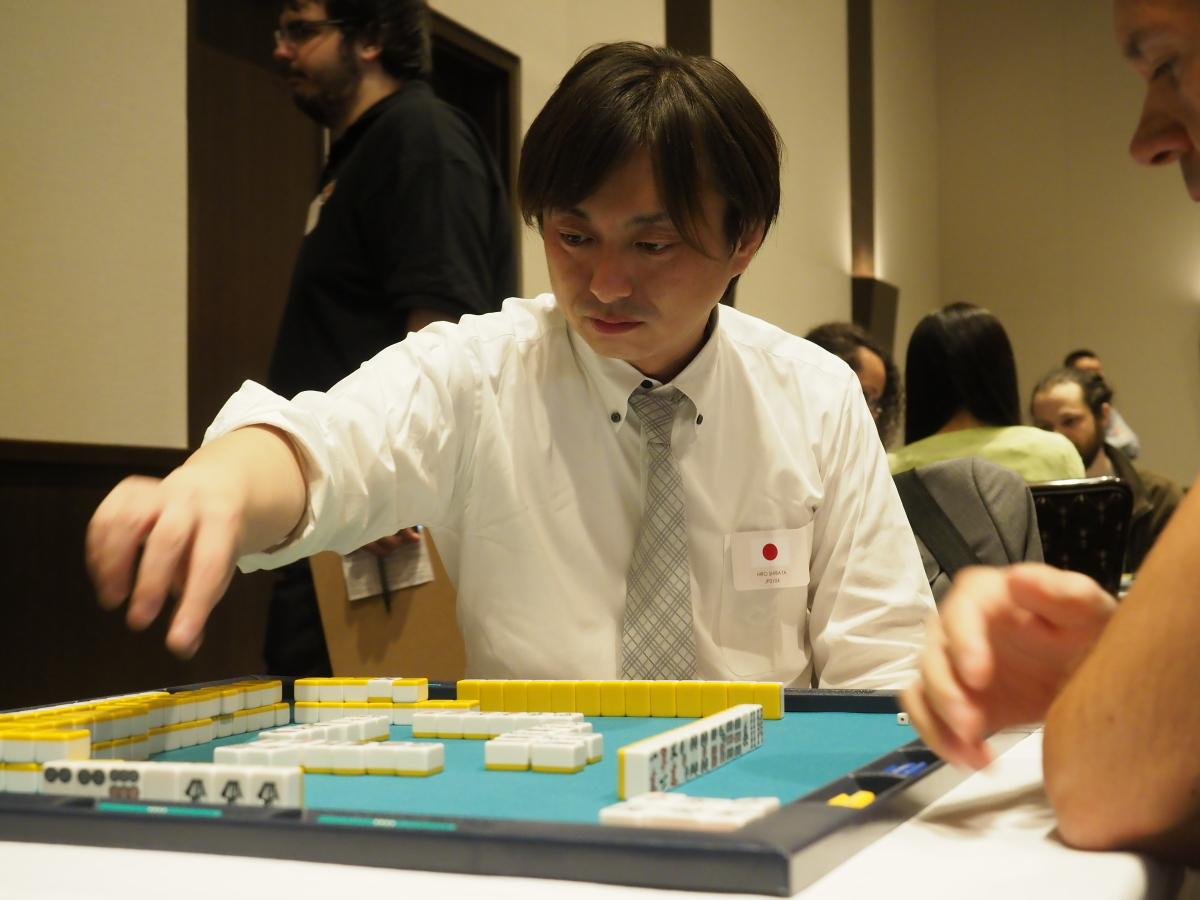柴田 弘幸(しばた ひろゆき) (HIRO SHIBATA) (日本プロ麻雀連盟)