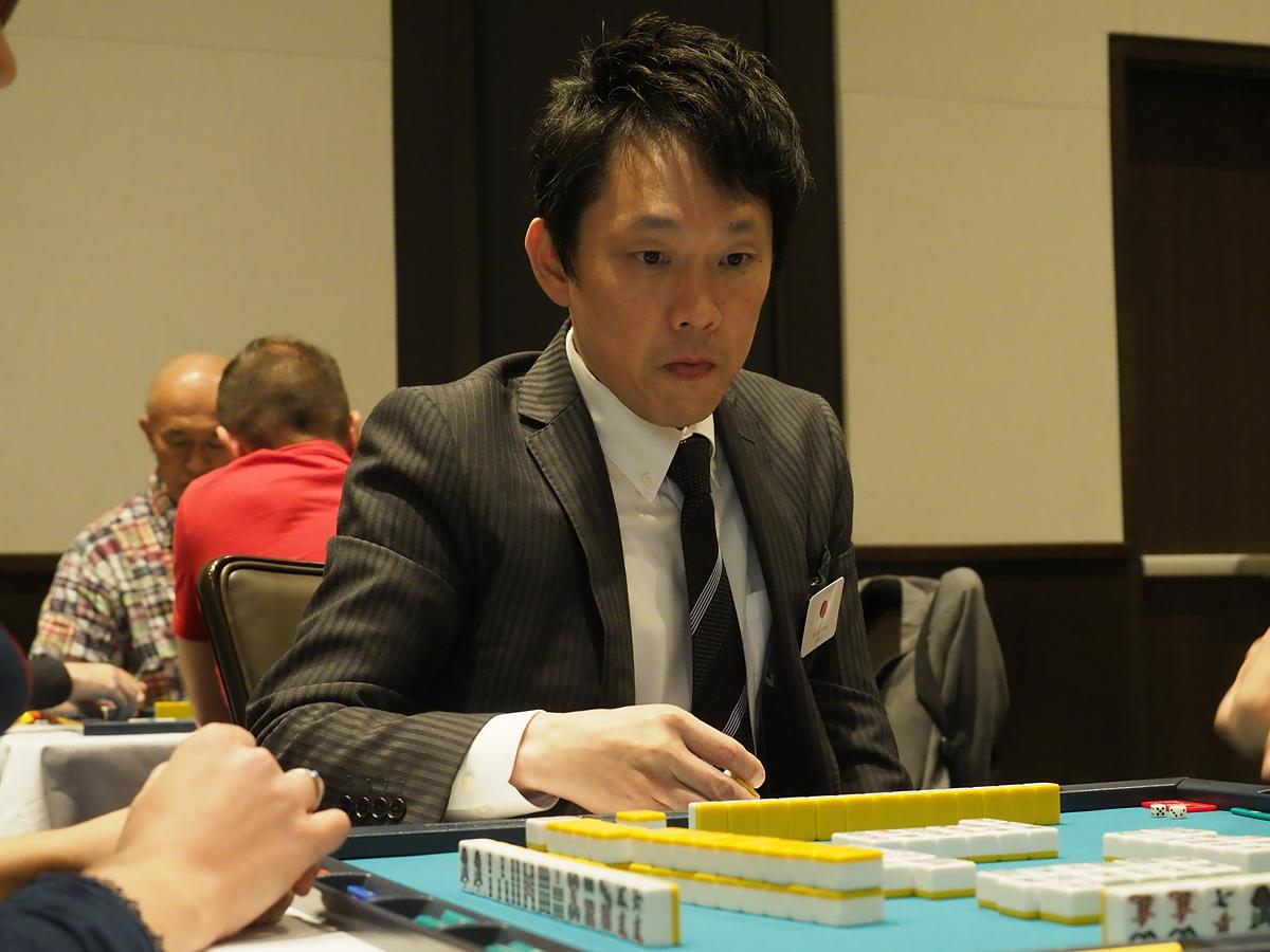 山井 弘(やまい ひろし) (HIROSHI YAMAI) (日本プロ麻雀連盟)