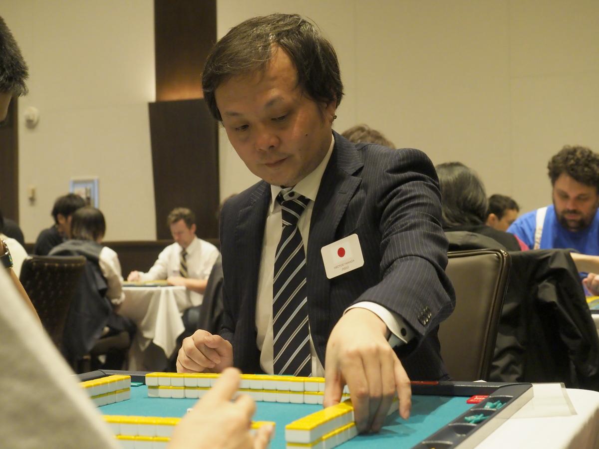 山田 浩之(やまだ ひろゆき) (HIROYUKI YAMADA) (日本プロ麻雀連盟)