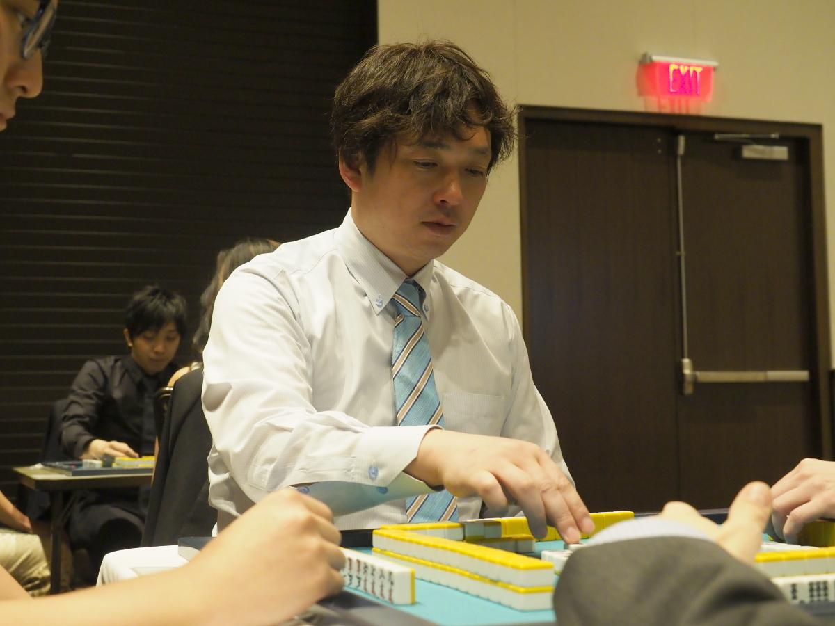 西川 淳(にしかわ じゅん) (JUN NISHIKAWA) (日本プロ麻雀連盟)