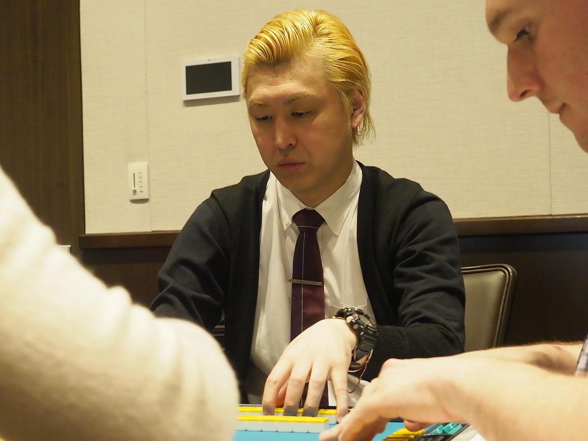奈良 圭純(なら けいじゅん) (KEIJUN NARA) (日本プロ麻雀連盟)