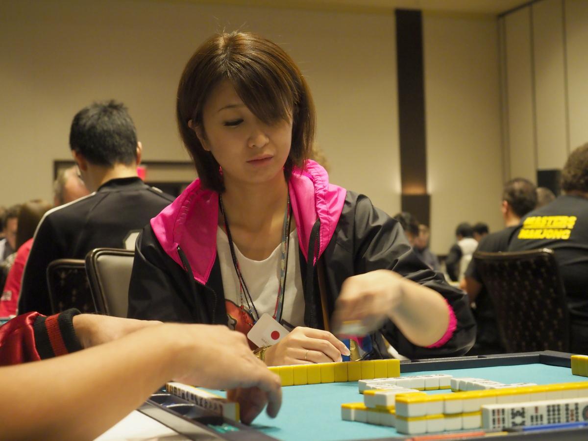 齋藤 麻衣子(さいとう まいこ) (MAIKO SAITO) (日本プロ麻雀連盟)