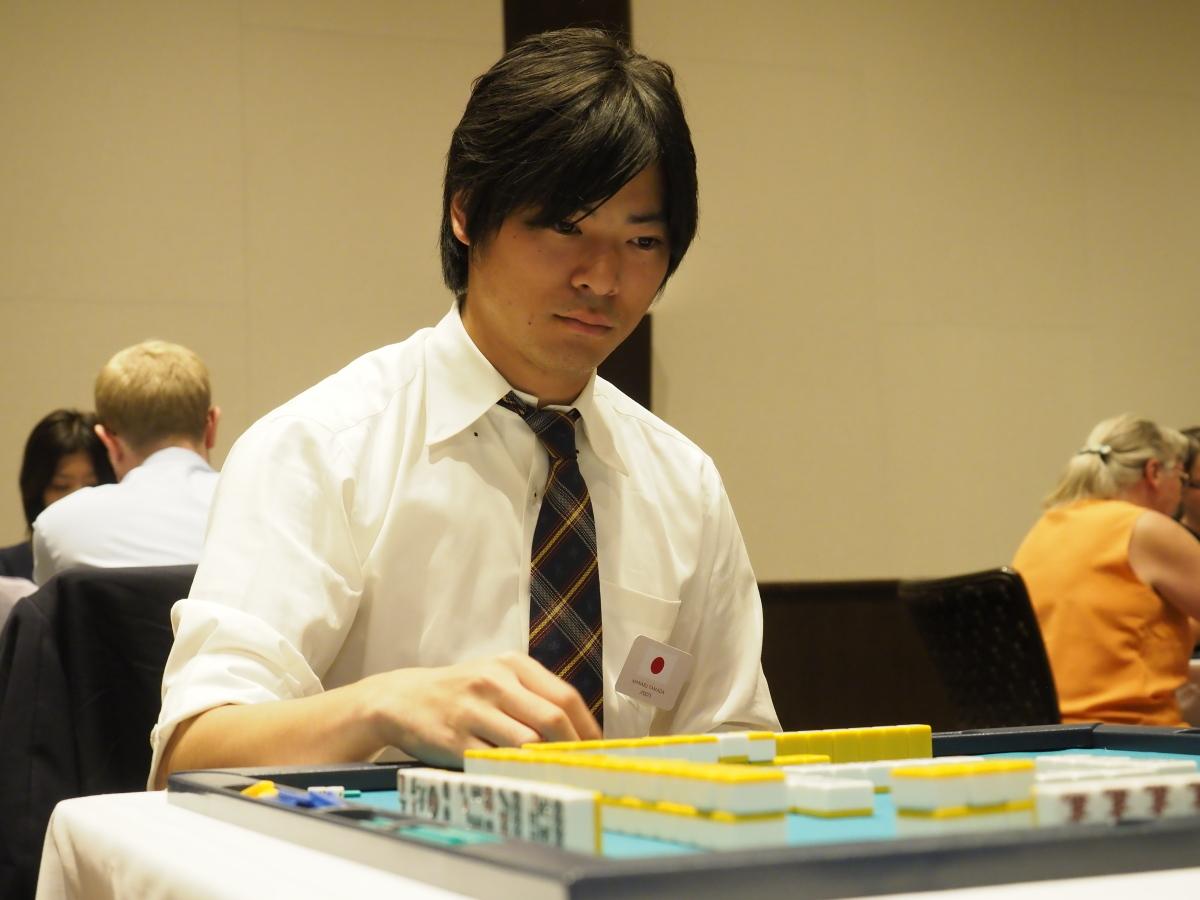 山田 学武(やまだ まなぶ) (MANABU YAMADA) (日本プロ麻雀連盟)