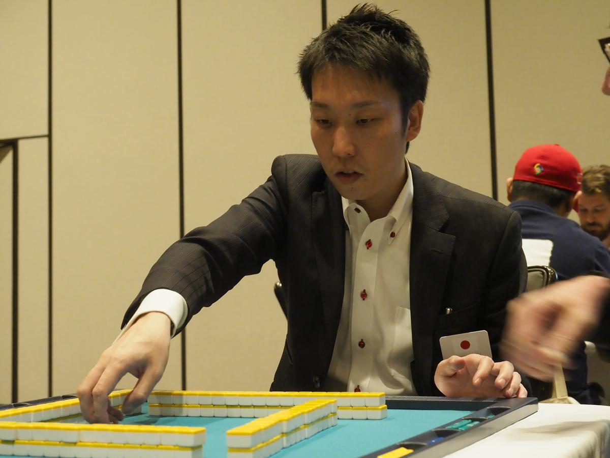 福光 聖雄(ふくみつ まさお) (MASAO FUKUMITSU) (日本プロ麻雀連盟)