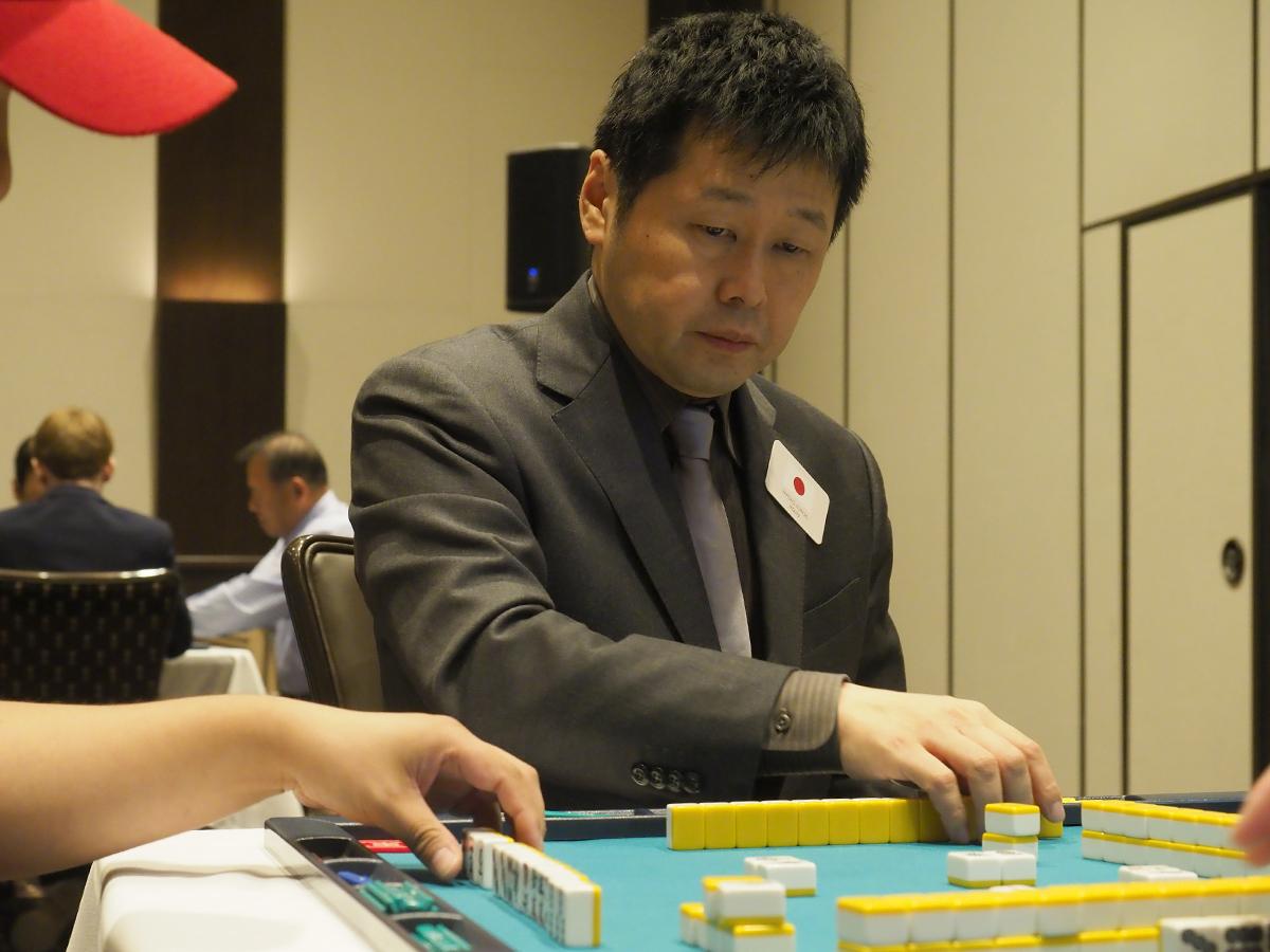 黒木 真生(くろき まさお) (MASAO KUROKI) (日本プロ麻雀連盟)