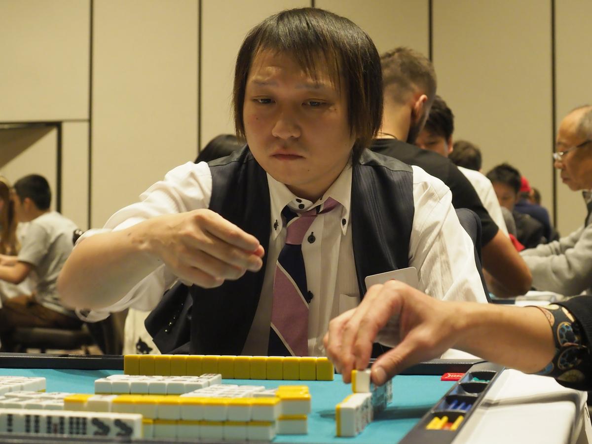 菊原 真人(きくはら まさと) (MASATO KIKUHARA) (日本プロ麻雀連盟)
