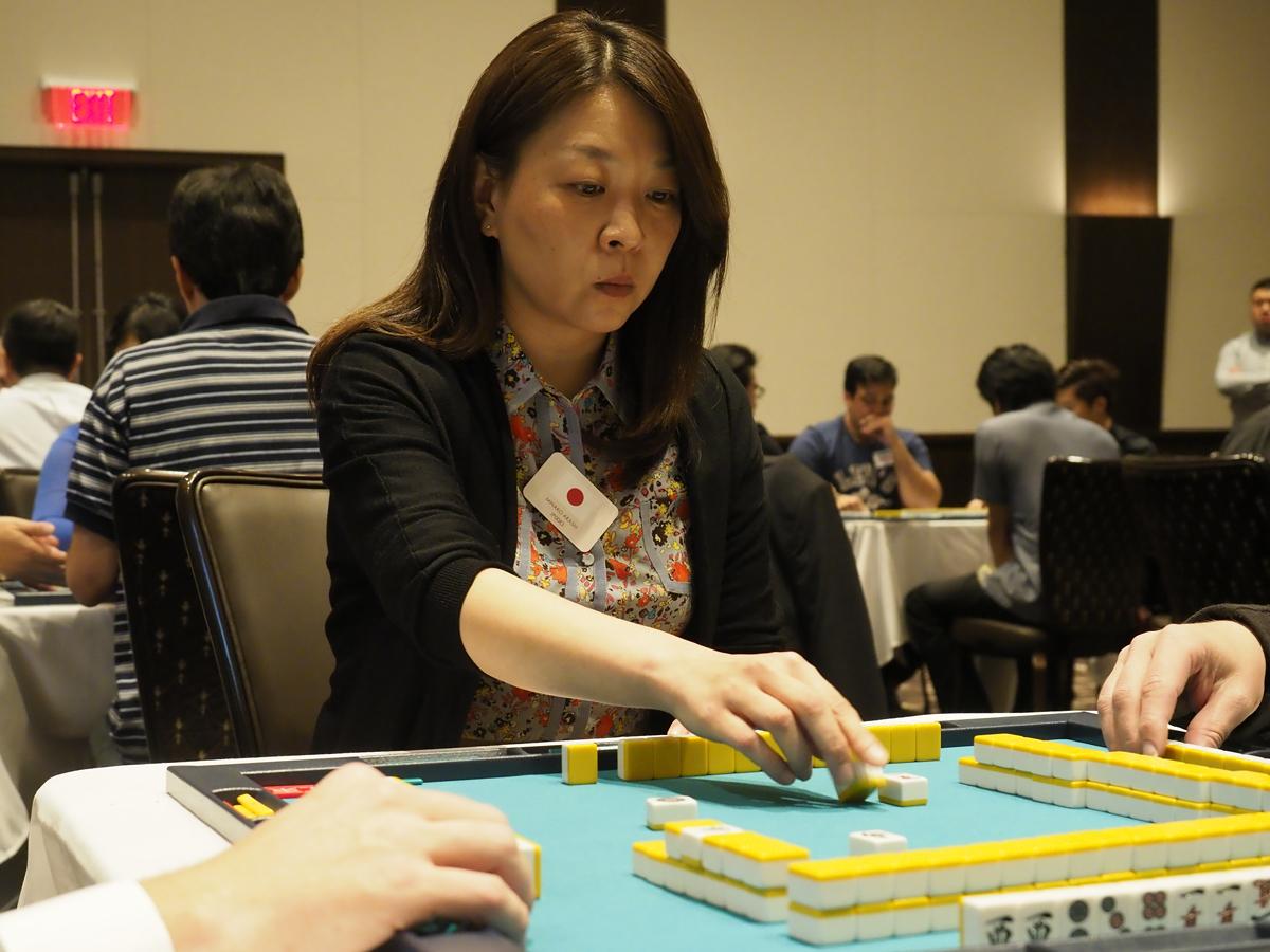 赤司 美奈子(あかし みなこ) (MINAKO AKASHI) (日本プロ麻雀連盟)
