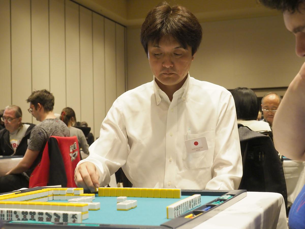 瀬戸熊 直樹(せとくま なおき) (NAOKI SETOKUMA) (日本プロ麻雀連盟)