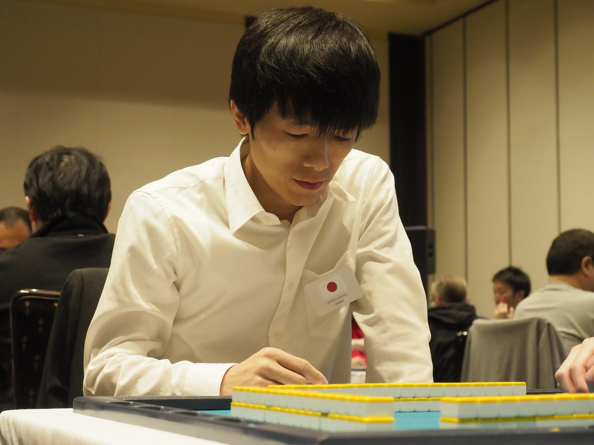 平野 良栄(ひらの りょうへい) (RYOEI HIRANO) (日本プロ麻雀連盟)
