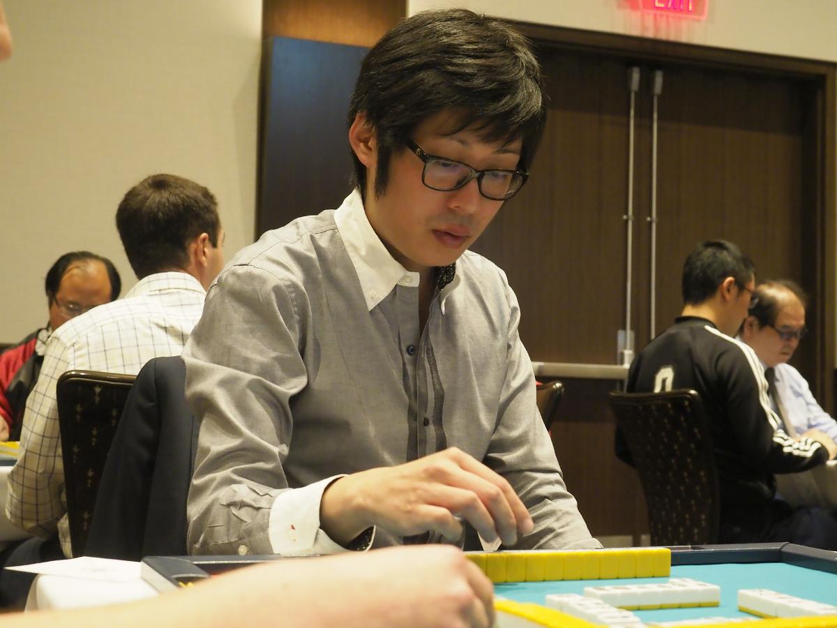 増田 隆一(ますだ りゅういち) (RYUICHI MASUDA) (日本プロ麻雀連盟)