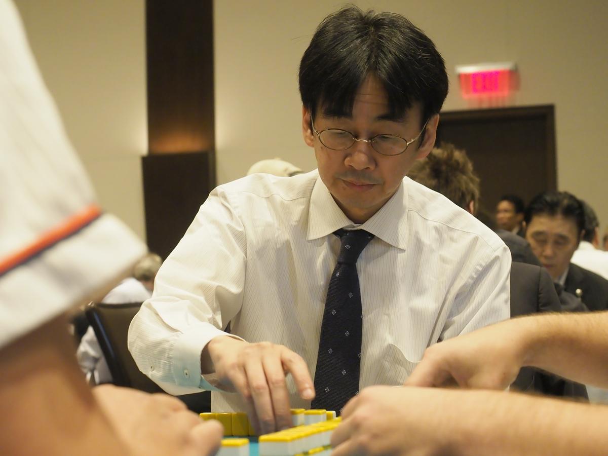 藤崎 智(ふじさき さとし) (SATOSHI FUJISAKI) (日本プロ麻雀連盟)