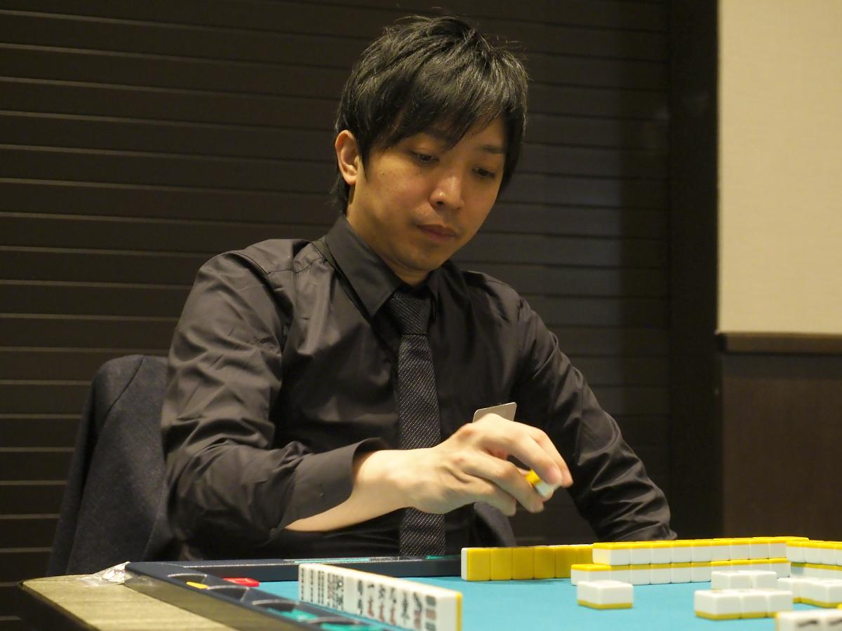 古橋崇志(ふるはし たかし) (TAKASHI FURUHASHI) (日本プロ麻雀連盟)