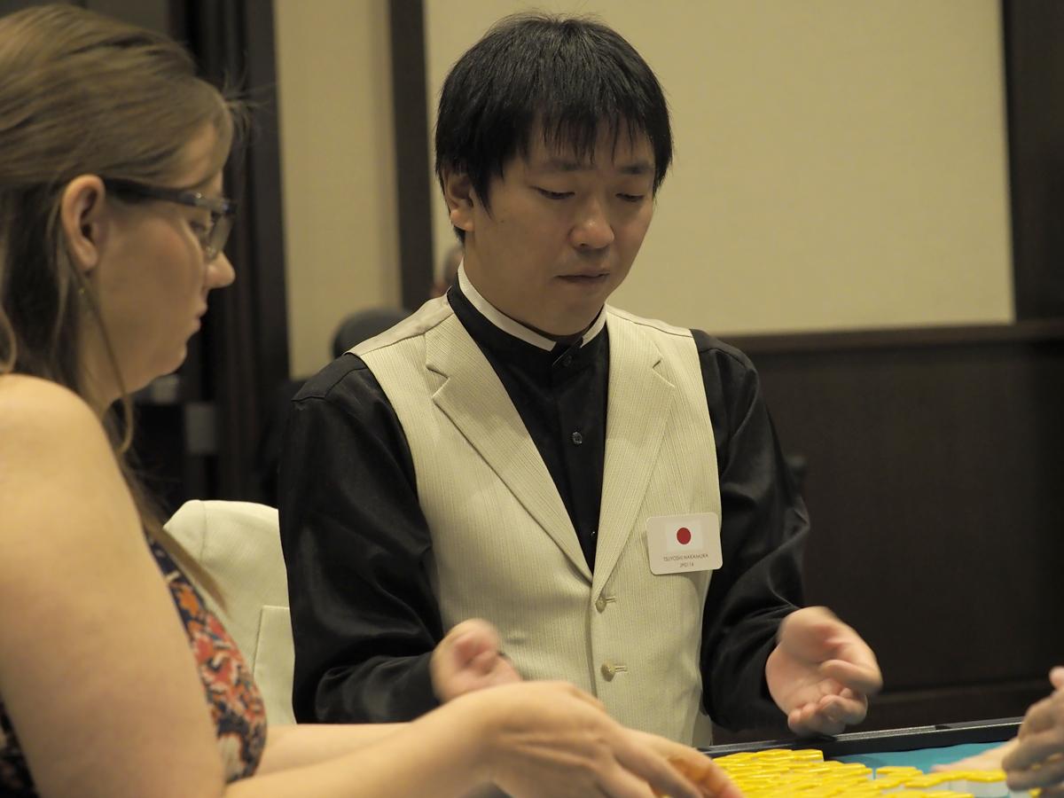 中村 毅(なかむら つよし) (TSUYOSHI NAKAMURA) (日本プロ麻雀連盟)
