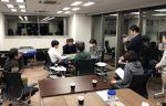 「麻雀マスターズ勉強会」を開催!!講師には鈴木たろうプロをお招きしました!