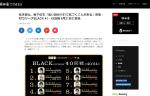 本日放送!「RTDリーグ 2018 BLACK DIVISION」41・42回戦