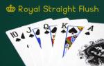 ロイヤルストレートフラッシュ ポーカー最強役の出現率は?